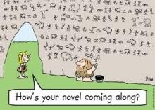 caveman novel