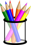 pencils-in-a-cup-clipart